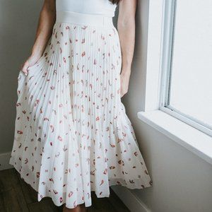 Gorgeous Aritzia Wilfred Twirl Skirt - Brand New